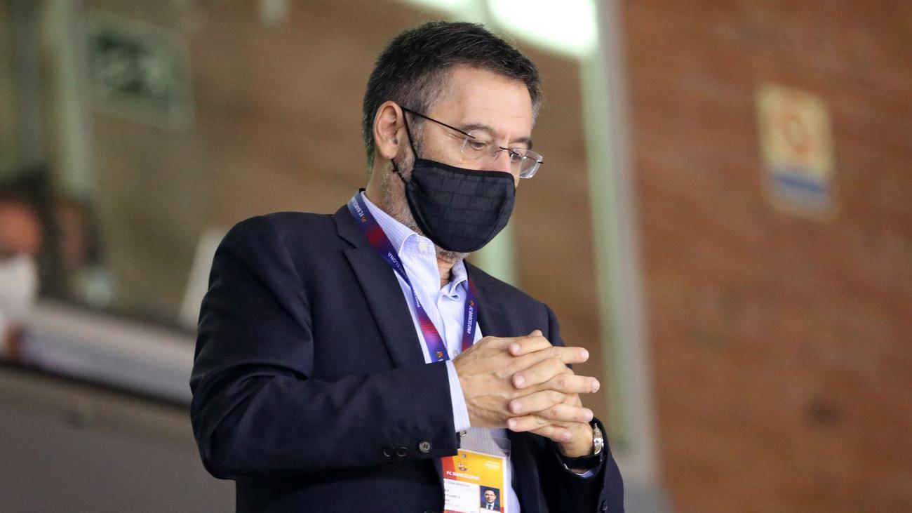 رییس بارسلونا