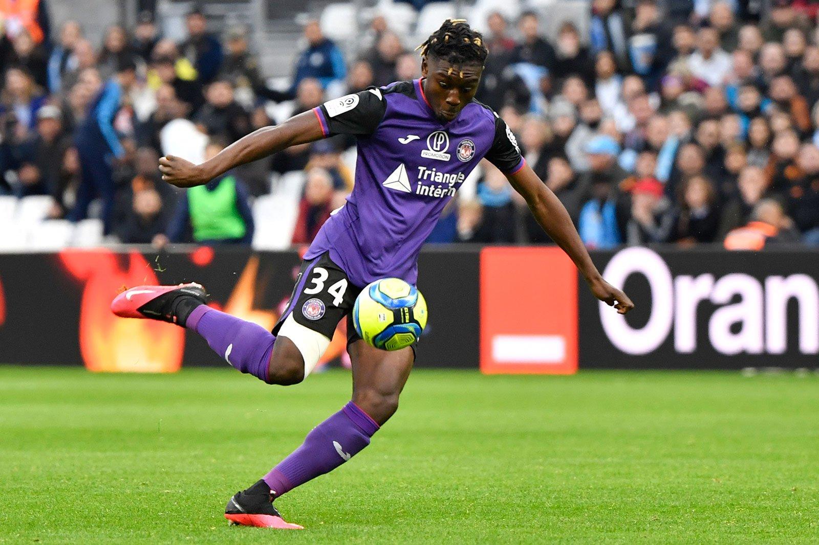 تولوز/هافبک فرانسوی/Toulouse/French midfielder