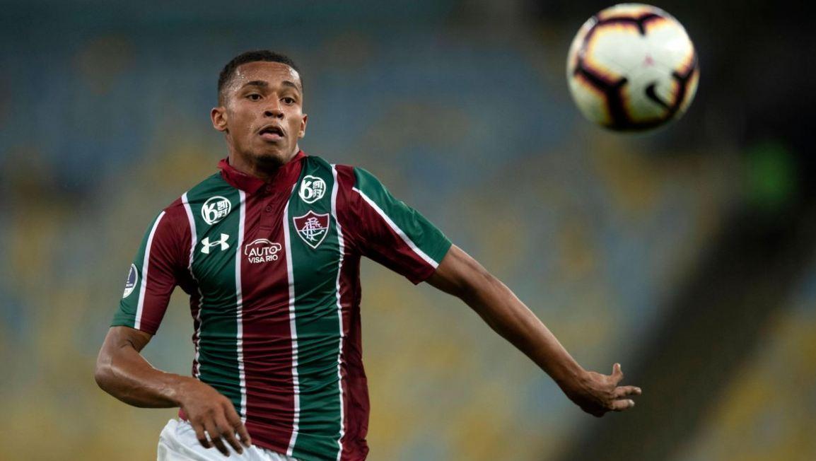 فلومیننزه/مهاجم برزیلی/Fluminense/Brazilian Striker