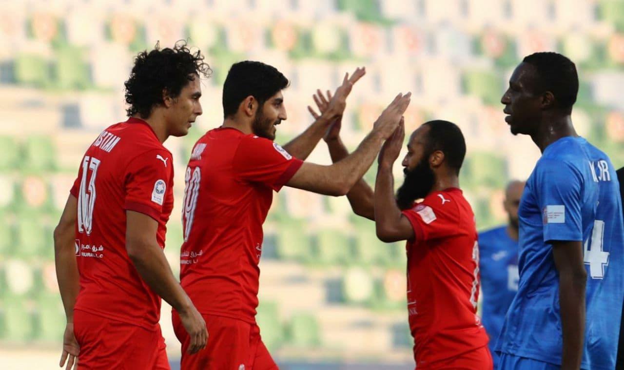 العربی / پرسپولیس / لیگ خلیج فارس / لیگ ستارگان قطر