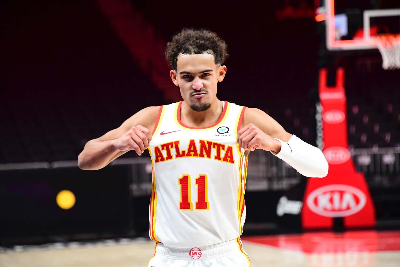 تری یانگ - آتلانتا هاوکس - بسکتبال NBA - نتایج مسابقات NBA