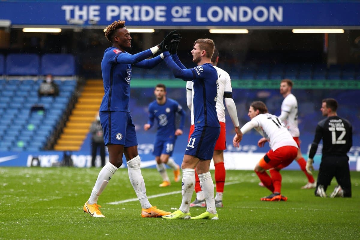 چلسی / Chelsea / جام حذفی انگلیس / FA Cup