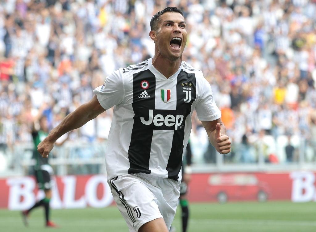 یوونتوس - سری آ - Juventus - Serie A - گلزنی مقابل ساسولو