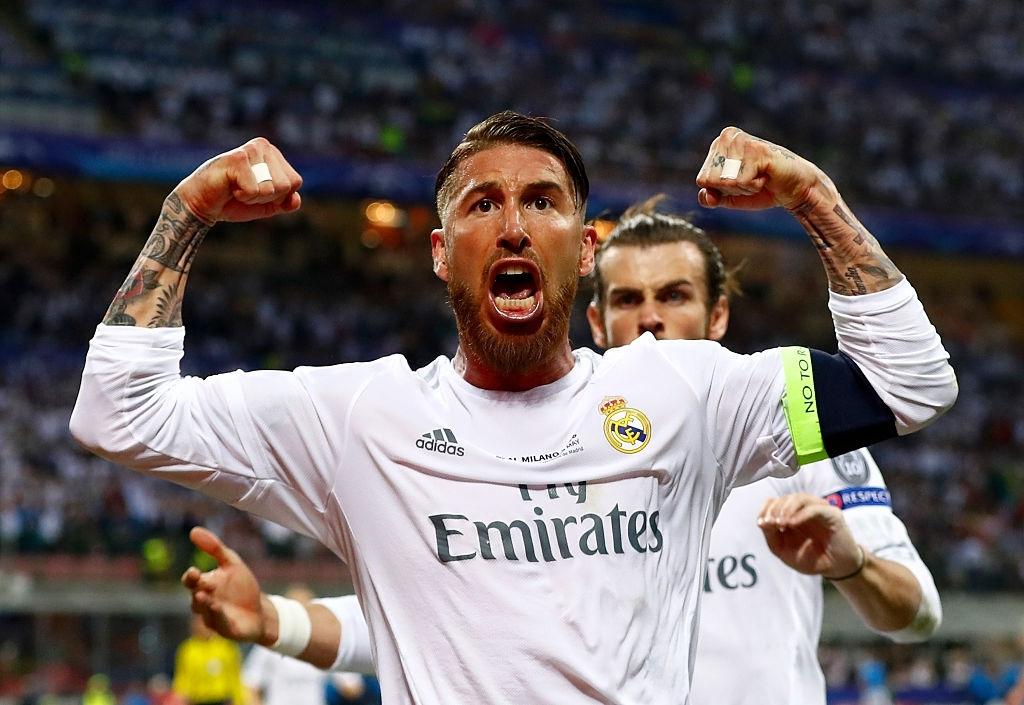 رئال مادرید - لیگ قهرمانان اروپا - UEFA Champions League - Real Madrid - گلزنی در فینال مقابل اتلتیکو مادرید
